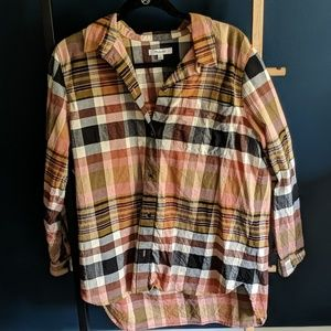 Madewell Button Down Too